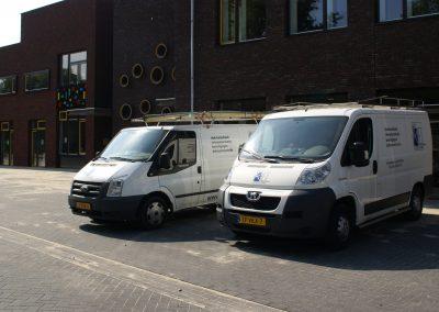 wagenpark van der Riet